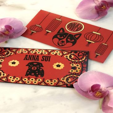 Anna Sui Red Envelopes. Photo: Anna Sui